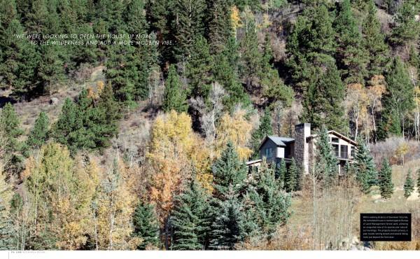 Mountain Home | Colorado Architecture | Luxe Magazine | Studio M | Modern Rustic | Telluride CO | Interior Design
